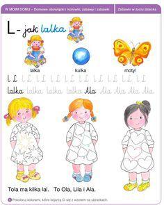 Włącz Polskę- Polska-szkola.pl Tola, Speech Room, Speech And Language, Preschool, Therapy, Teaching, Education, Kids, Polish