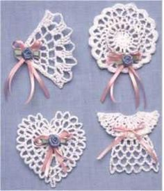 Crochet Stitches Decorative : ... Decorative on Pinterest Crochet Angels, Crochet and Crochet Patterns