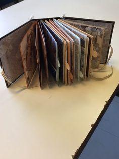 Album wood et son tuto | Dany'Scrap