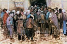 Great art from Art Authority for iPad: The State Lottery by Gogh, Vincent van