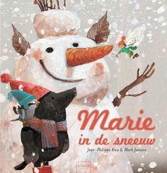Elfje Marie in de sneeuw - Jean-Philippe Rieu - #prentenboek - plaatsnr. K RIEN /001
