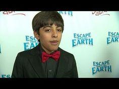 Escape from Planet Earth: Karan Brar Premiere Interview --  -- http://wtch.it/BAGMk