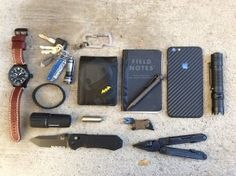 Everyday Carry - 31/M/Orem, UT/Tech Support - EDC uptade Oct 2015