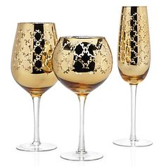 Create a polished dining room look with our chic glassware from Z Gallerie. Our elegant glassware is practical for any occasion. Order now at Z Gallerie! Wine Glass, Glass Art, Gold Glass, Vase Deco, Dali, Bar Gifts, Affordable Modern Furniture, Dining Room Inspiration, Stylish Home Decor