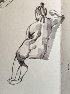 CBA - Dibujo del natural - 16/11/12