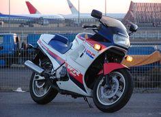 1986 Honda VFR750 Interceptor #Motorcycle #Sportsbike #Honda