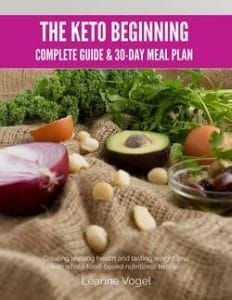 Keto beginning complete beginner's guide and 30 day low carb meal plan. Take the stress out of meal planning.   ditchthecarbs.com