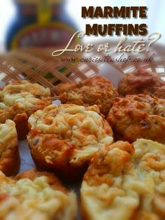 Marmite Muffins