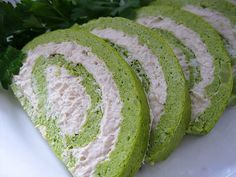 Zelená – Brokolicová roládka
