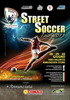 Street soccer tour