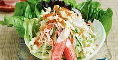 Kani Stick Salad | Recipes | Yummy.ph - the online source for easy Filipino recipes, and more!