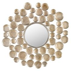 I pinned this Elaine Wall Mirror from the Maison Maison event at Joss and Main!