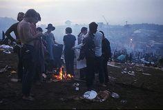Woodstock, 1969 by Bill Eppridge