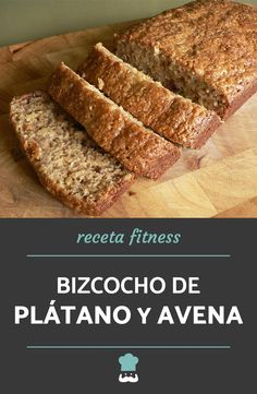 Delicious low calorie banana and oat cake, perfect for athletes and slimming diets. Pastry And Bakery, Clean Eating Recipes, Healthy Eating, Cakes And More, Healthy Desserts, Sweet Recipes, Tapas, Food And Drink, Yummy Food