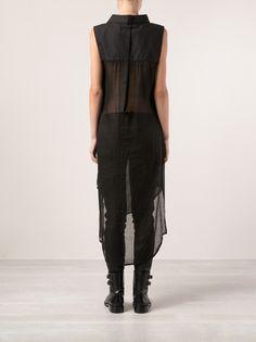 Ímpares. / Cotton Vest / - camisas - Tops - mulheres