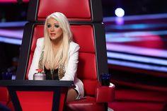 Christina Aguilera #TeamXtina #TheVoice
