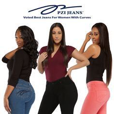 Curves in Denim for Curvy Girls!!!