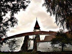 海外旅行世界遺産 トランシルヴァニア地方の要塞教会群のある集落の画像 ルーマニアの絶景写真画像ランキング  ルーマニア