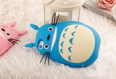 Totoro süße silikon Handy Schutz Hülle iphone4/4S/5/5S/6/Plus, Samsung Note2/3/4,S4/5/6/6edge -…