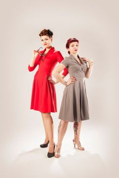 Vintage Mode Retro, Pin-Up, Rockabilly online kaufen
