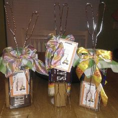 """Teacher gifts... """"we need s'more teachers like you!!!""""  I have such a talented friend. NonMcKing"""