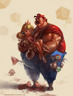 Otra forma de ver a Mario Bros.