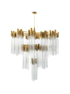 Crystal Chandeliers - Shopping Guide Photos   Architectural Digest