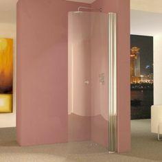 UniArc 750 Hinged Wet Room Shower Screen