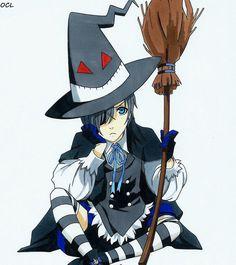 Halloween 2014 -- Black Butler by OneColoredLily.deviantart.com on @DeviantArt
