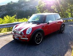 Ohhh my gosh!!!!! I want one so bad!!! They are the cutest cars alive!!