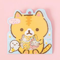 Corocoro Coronya Sticker Flakes | Kawaii Pen Shop Japanese Cat, Cute Japanese, Japanese Bread, Japanese Stationery, Kawaii Stationery, Kawaii Cat, Kawaii Shop, Kawaii Stickers, Cat Stickers