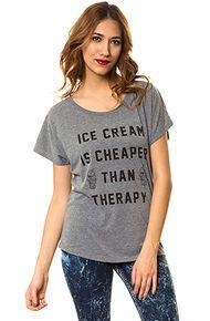 Pyknic Ice Cream Therapy Dolman Tee