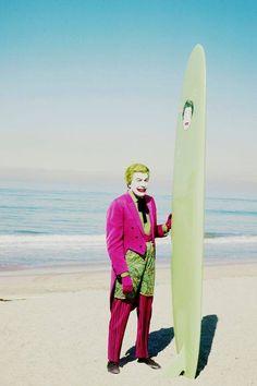 Batman- Surf's Up! Joker's Under! My 3 year old son's favorite Batman episode! Batman 1966, Im Batman, Batman Robin, Superman, Batgirl, Catwoman, Supergirl, Batman Tv Show, Batman Tv Series