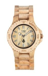 wewoodwatches: they plant a tree for every watch bought!