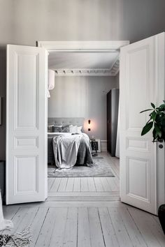 Is To Me | Interior inspiration | Bedroom | Apartment in Stockholm by Alexander White