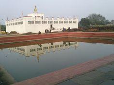 Lumbini Nepal, birth place of Lord Buddha         dokomart.com
