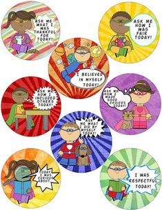 "IB PYP ""SUPER"" LEARNER ATTITUDES SET FOR A4 PAPER - TeachersPayTeachers.com"