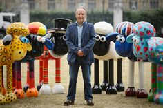Shaun in the City Art Trail comes to London and Bristol in 2015