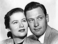"""Sunset Blvd."" Nancy Olson, William Holden 1950 Paramount Pictures"
