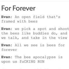 - - - -jk I love bees - - - - - -