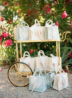 A Stylish Wedding Weekend In The South Of France