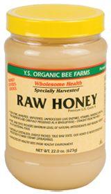 YS Royal Jelly/Honey Bee Raw Honey, 22.0 Ounces , Honey  #vitaminshoppecontest