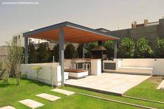 Arquitectura de Casas: Modelos de quinchos modernos