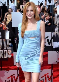 The 2014 MTV Movie Awards: 10 Most Worst-Dressed Celebrities
