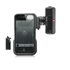 KLYP Case For IPHONE 4/4S + ML120 LED Light MKL120KLYP0 - IPhone® 4/4S | Manfrotto