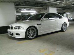 Bmw M3 E46 White. 2004 M3 6spd - Alpine White