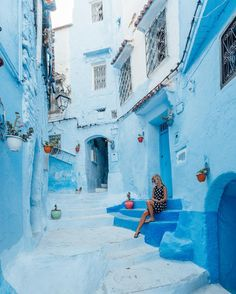 Santorini is the most beautiful Greek island filled with whitewashed walls, pink sunsets and crystal waters. Here's 7 reasons you need to visit Santorini. Oh The Places You'll Go, Places To Travel, Travel Destinations, Africa Destinations, Chefchaouen Morocco, Morroco Marrakech, Marrakech Travel, Morocco Travel, Destination Voyage