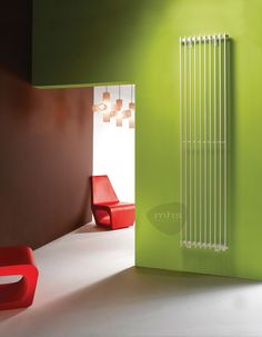 Designer radiators, cast iron & column radiators and heated towel rails - Warmrooms Vertical Radiators, Column Radiators, Contemporary Radiators, Radiator Heater, Designer Radiator, Towel Rail, Cast Iron, Tube, Minimalist