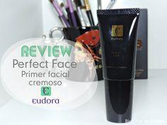 Review do Perfect Face / primer facial cremoso Eudora Link: http://www.blogflordemulher.com.br/2015/09/review-perfect-face-primer-facial.html