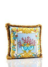 Versace Home Collection Cuscino Les Trésors de la Mer